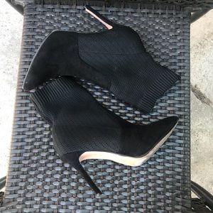 Catherine Malandrines Knit Booties